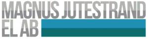 Magnus Jutestrand EL Logo